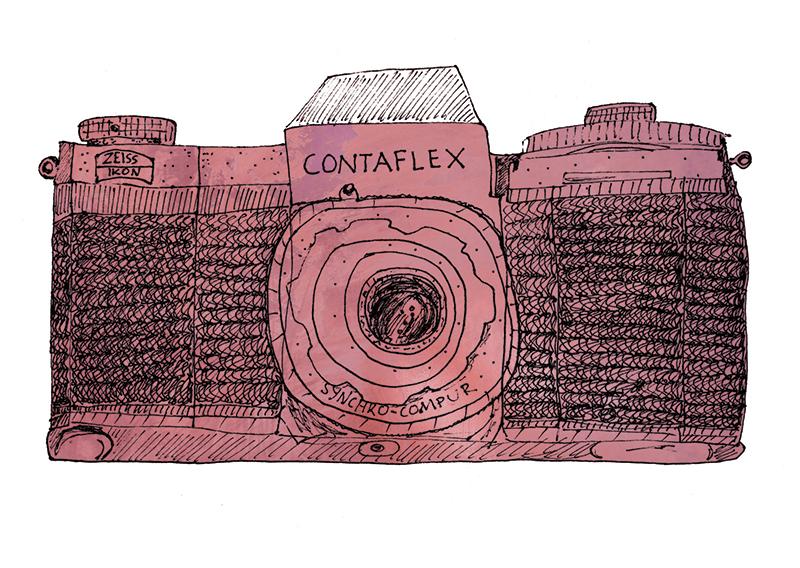 Contaflex Red
