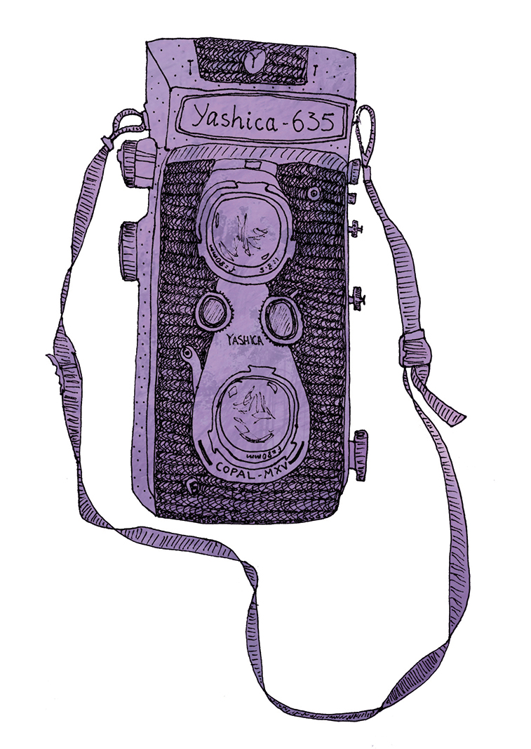 Yashica Purple