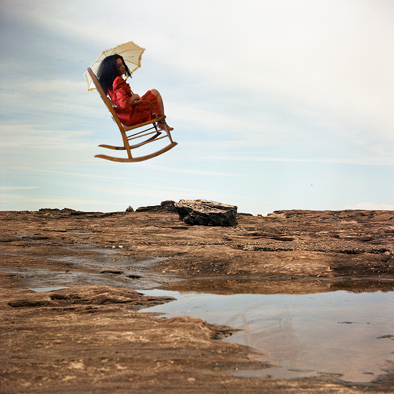 Travel by Rocking Chair, 2011
