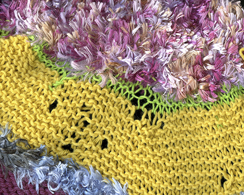 How to Knit a Human Poetry Suite, in Verity La Journal