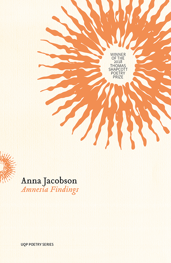 'Amnesia Findings', poetry collection